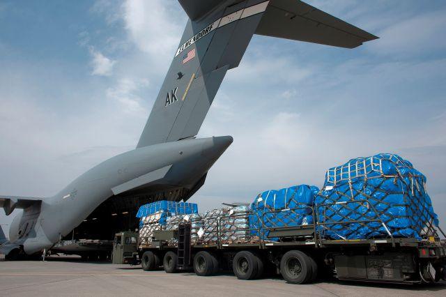 Top PBF Cargo Net 166x185