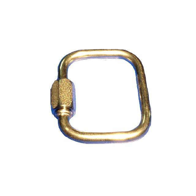 Quick square ring